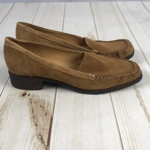 Michael Kors Suede Loafers